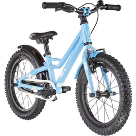 s'cool faXe alloy 16 Kinderen, lightblue reflex